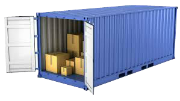 safe secure container self storage
